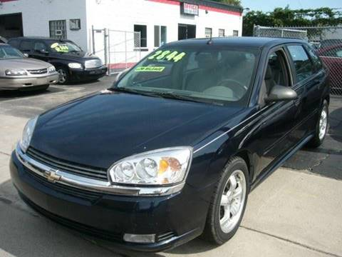 2005 Chevrolet Malibu Maxx for sale in Roseville, MI