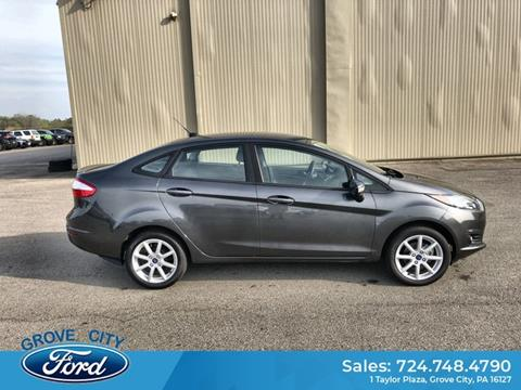 2018 Ford Fiesta for sale in Grove City, PA