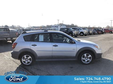 2008 Pontiac Vibe for sale in Grove City, PA