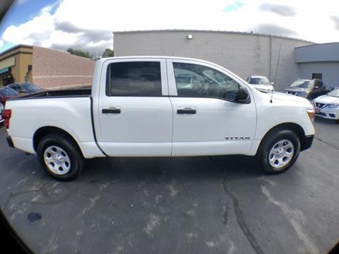 2019 Nissan Titan for sale in Boardman, OH