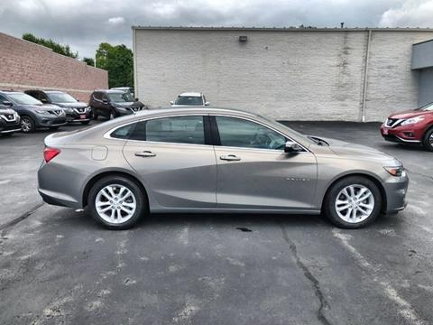 2017 Chevrolet Malibu for sale in Boardman, OH