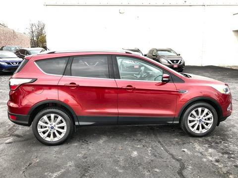 2017 Ford Escape for sale in Boardman, OH