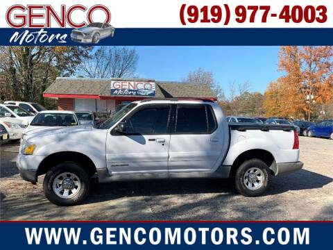 2001 Ford Explorer Sport Trac for sale in Raleigh, NC