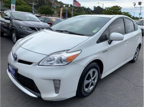 2013 Toyota Prius for sale at AutoDeals in Daly City CA