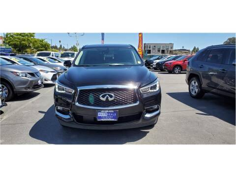 2019 Infiniti QX60 for sale at AutoDeals in Daly City CA