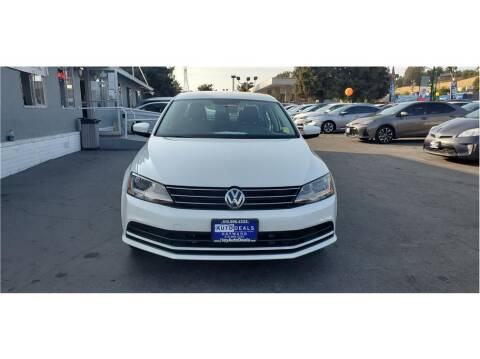 2017 Volkswagen Jetta for sale at AutoDeals in Daly City CA