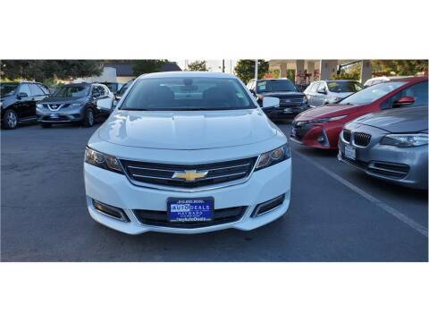 2019 Chevrolet Impala for sale at AutoDeals in Daly City CA