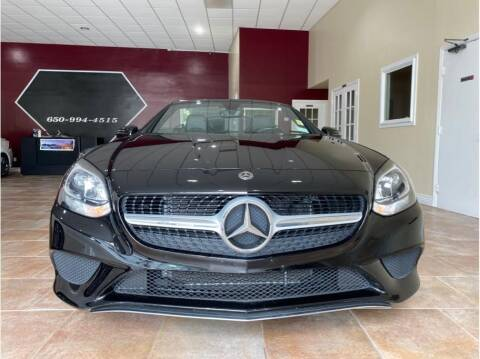 2019 Mercedes-Benz SLC for sale at AutoDeals in Daly City CA