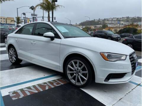 2016 Audi A3 for sale at AutoDeals in Daly City CA