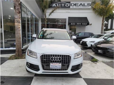 2015 Audi Q5 for sale at AutoDeals in Daly City CA