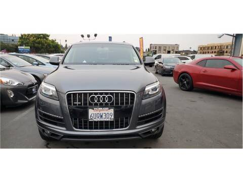 2012 Audi Q7 for sale at AutoDeals in Daly City CA