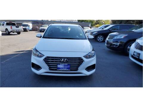 2019 Hyundai Accent for sale at AutoDeals in Daly City CA