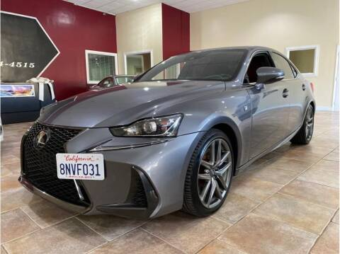2017 Lexus IS 200t for sale at AutoDeals in Daly City CA
