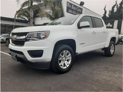 2020 Chevrolet Colorado for sale at AutoDeals in Daly City CA