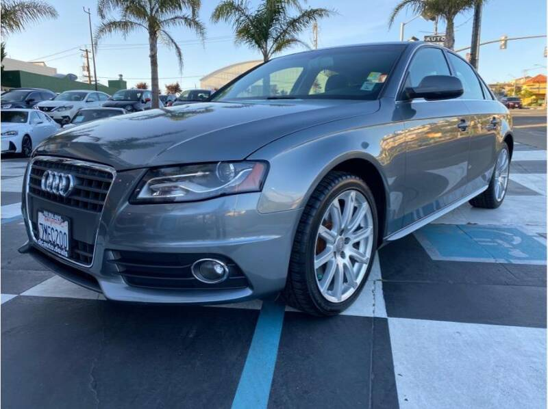 2012 Audi A4 for sale at AutoDeals in Daly City CA