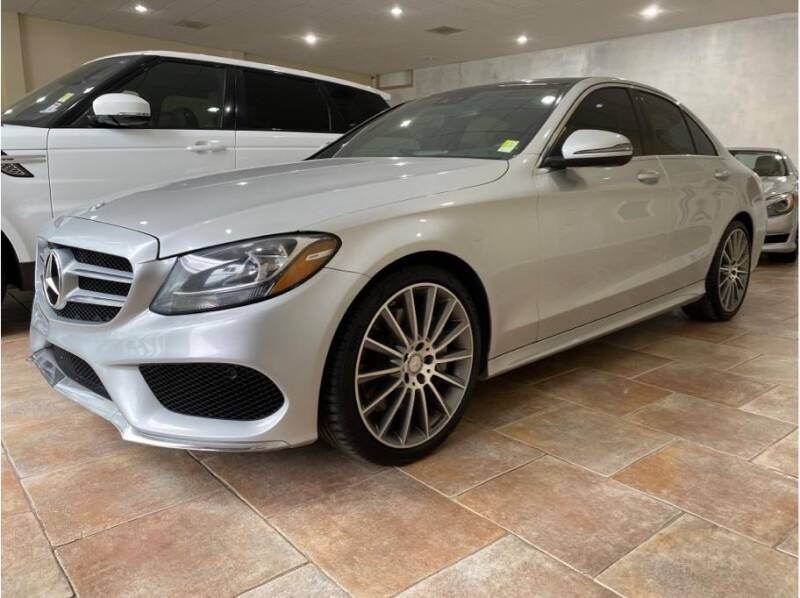 2016 Mercedes-Benz C-Class for sale at AutoDeals in Daly City CA