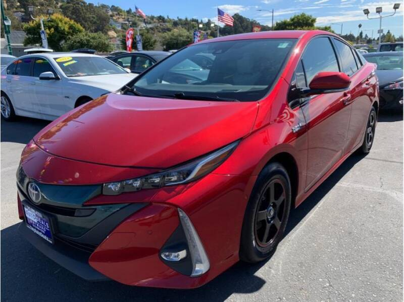 2017 Toyota Prius Prime for sale at AutoDeals in Daly City CA