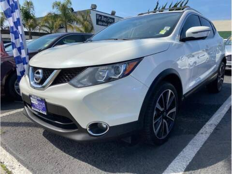 2017 Nissan Rogue Sport for sale at AutoDeals in Daly City CA