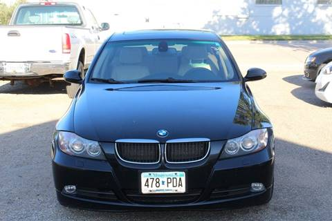 2007 BMW 3 Series for sale at Rochester Auto Mall in Rochester MN