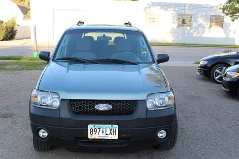 2007 Ford Escape Hybrid for sale at Rochester Auto Mall in Rochester MN