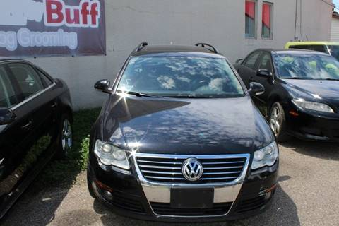 2008 Volkswagen Passat for sale at Rochester Auto Mall in Rochester MN