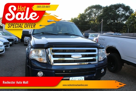 2008 Ford Expedition for sale at Rochester Auto Mall in Rochester MN
