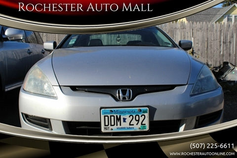 2003 Honda Accord for sale at Rochester Auto Mall in Rochester MN