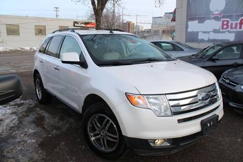 2010 Ford Edge for sale at Rochester Auto Mall in Rochester MN