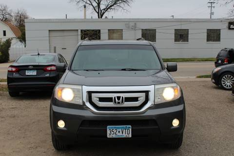 2009 Honda Pilot for sale at Rochester Auto Mall in Rochester MN