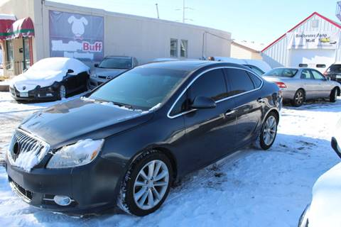 2012 Buick Verano for sale at Rochester Auto Mall in Rochester MN