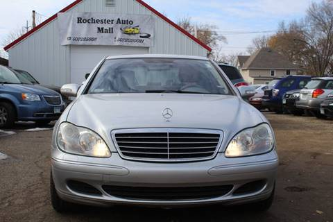 2004 Mercedes-Benz S-Class for sale in Rochester, MN