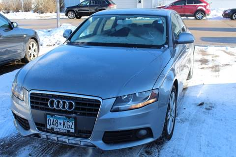 2009 Audi A4 for sale in Rochester, MN