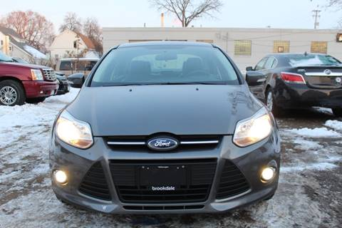 2013 Ford Focus for sale at Rochester Auto Mall in Rochester MN