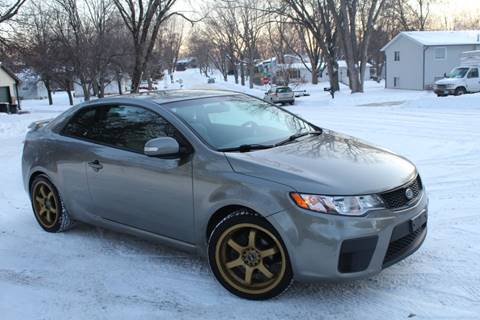 2010 Kia Forte Koup for sale at Rochester Auto Mall in Rochester MN