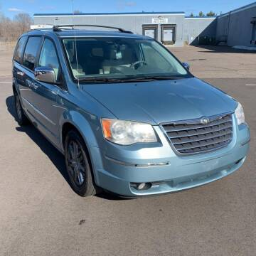 2010 Chrysler Town and Country Limited for sale at Rochester Auto Mall in Rochester MN