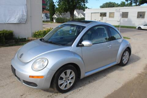 2008 Volkswagen New Beetle for sale at Rochester Auto Mall in Rochester MN