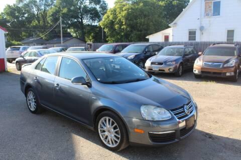 2008 Volkswagen Jetta for sale at Rochester Auto Mall in Rochester MN