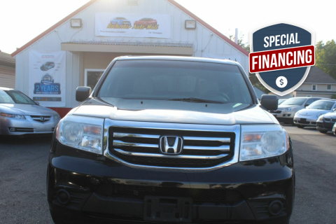 2012 Honda Pilot for sale at Rochester Auto Mall in Rochester MN