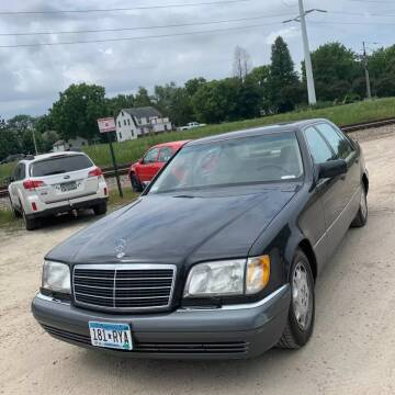 1995 Mercedes-Benz S-Class for sale at Rochester Auto Mall in Rochester MN