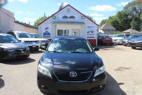 2007 Toyota Camry for sale at Rochester Auto Mall in Rochester MN