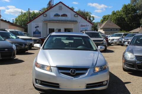 2008 Acura TL for sale at Rochester Auto Mall in Rochester MN
