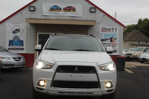 2011 Mitsubishi Outlander Sport for sale at Rochester Auto Mall in Rochester MN