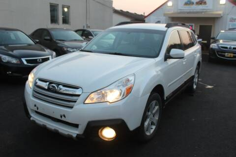 2013 Subaru Outback for sale at Rochester Auto Mall in Rochester MN