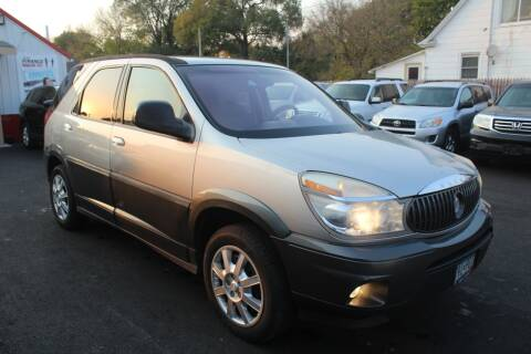 2005 Buick Rendezvous for sale at Rochester Auto Mall in Rochester MN