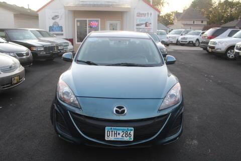 2011 Mazda MAZDA3 for sale at Rochester Auto Mall in Rochester MN