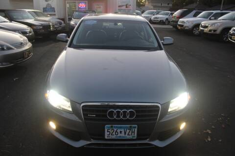 2010 Audi A4 for sale at Rochester Auto Mall in Rochester MN