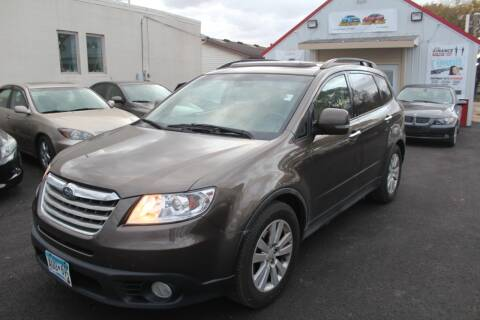 2008 Subaru Tribeca for sale at Rochester Auto Mall in Rochester MN