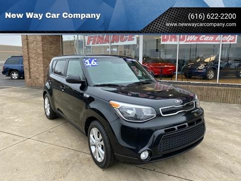 Kia Grand Rapids >> Kia For Sale In Grand Rapids Mi New Way Car Company