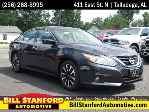2018 Nissan Altima for sale in Talladega, AL