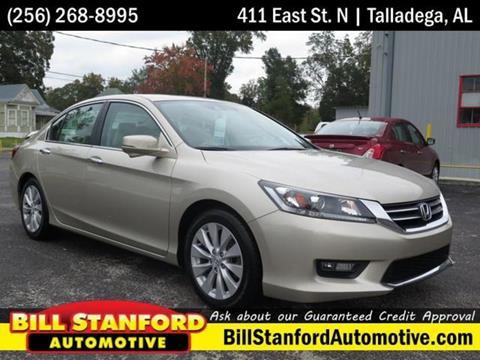 2014 Honda Accord for sale in Talladega, AL